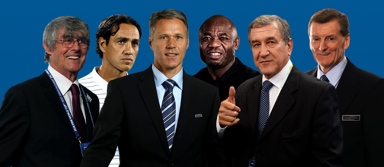 Russia 2018: Amuneke, Milutinović, van Basten member 2018 FIFA Technical Study Group
