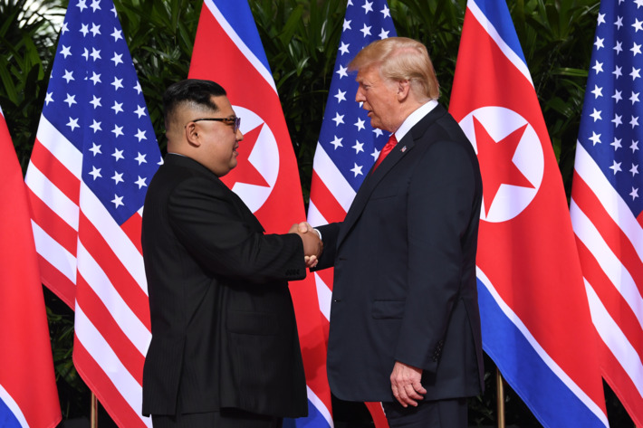 Trump-Kim Summit: Full Text of the statement