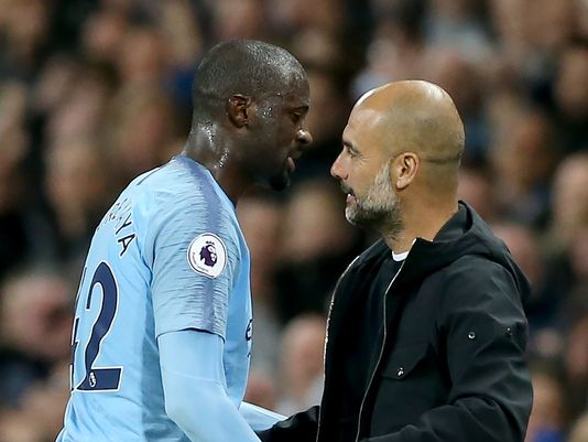 Pep Guardiola 'has problems with African players , says Yaya Toure