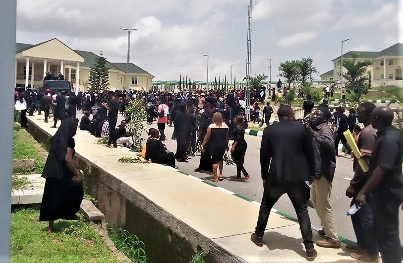 Pastor arrested for protesting against killings in Jos