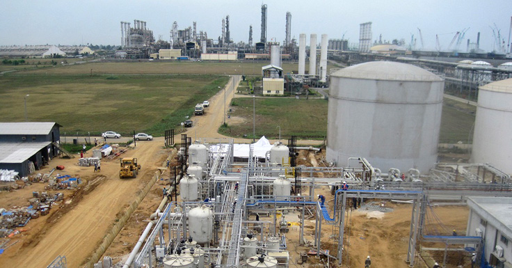 Completion of $10billion Dangote refinery delayed by at least 6 months