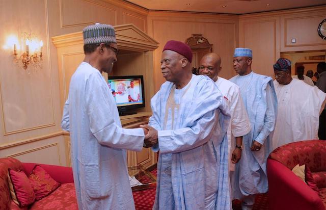 With Buhari ill in 2017, Saraki plotted to succeed the president – Senator Abdullah Adamu
