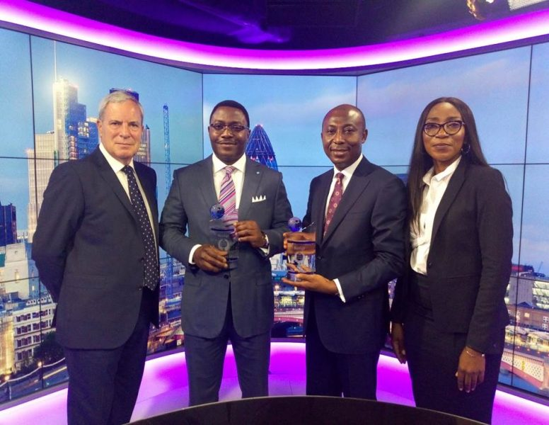 Keystone Bank shines at International Banker Awards in London, wins in 2 categories