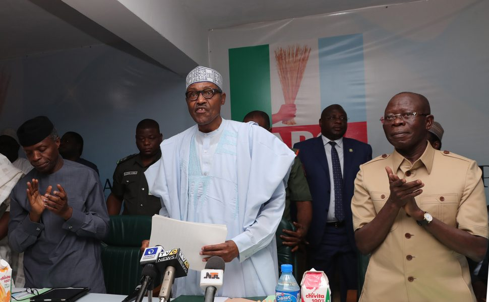 We won't allow voting for N'Assembly leadership -APC