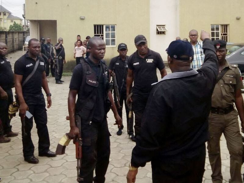 Acting President Orders Immediate Overhaul of notorious Special Anti-Robbery Squad, SARS