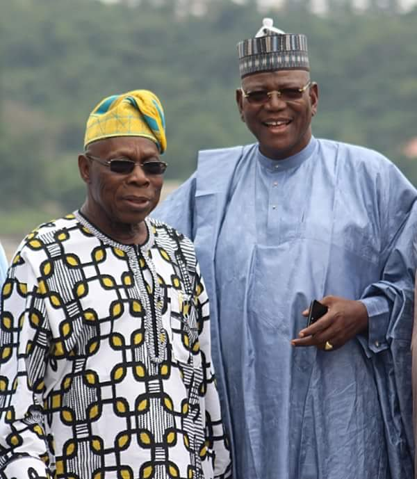 """2019: Obasanjo to Lamido – """" You can do it and you can do it well."""""""