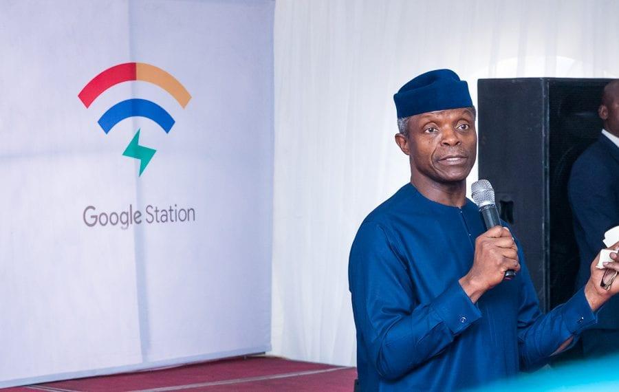 Launching of wifi at Wuse Market Abuja