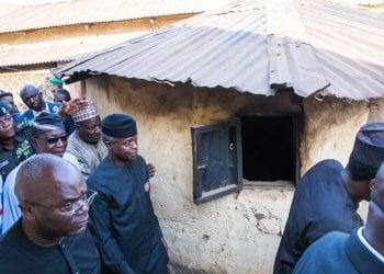 VP Osinbajo on the campaign trail