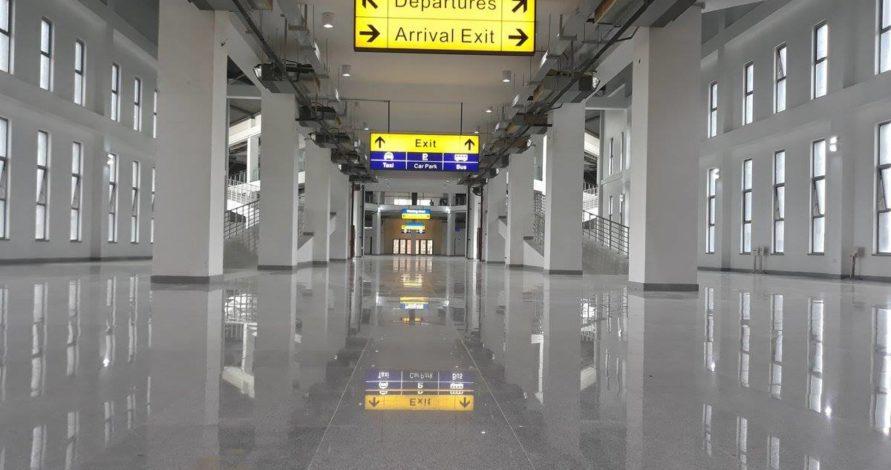 New-Abuja-Airport terminal