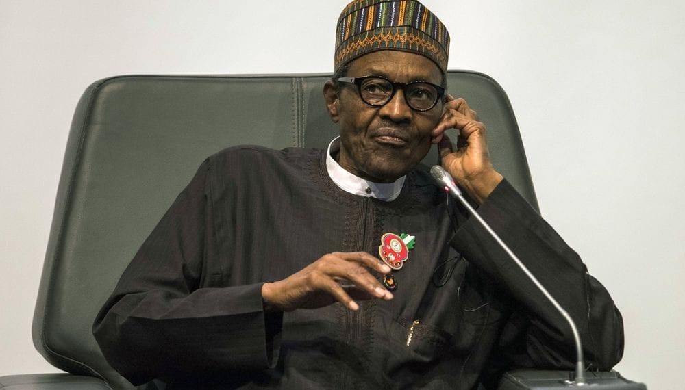 Muhammadu Buhari Photographer: Xaume Olleros/Bloomberg
