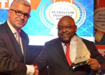 Inuwa Waya, Managing Director NNPC Trading Bags FIN Oil & Gas Outstanding Personality Award