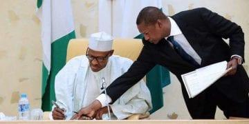 President Buhari and AGF Malami