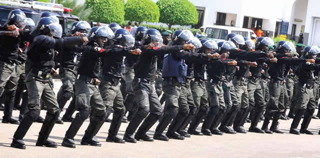Insecurity: IGP Launches 'Operation Puff Adder' Along