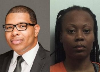 Pastor and the lady who shot him