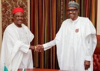 Buhari and Obiano