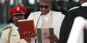PMB sworn in for 2nd term