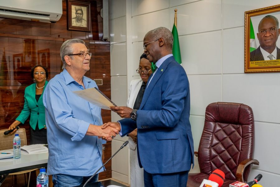 Nigerian Govt redeems pledge to Clemence Westerhof after 25 years | Per Second News