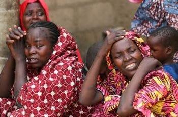 Women victims of Boko Haram