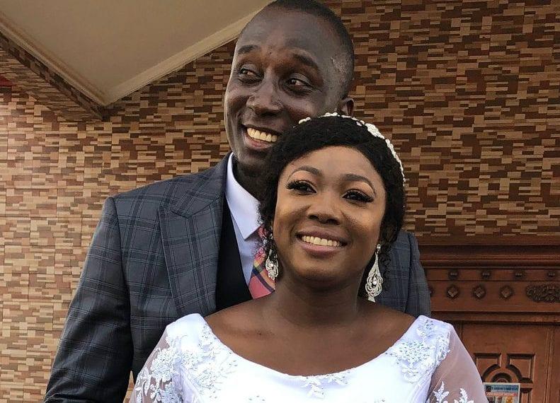 Mr and Mrs Ogbu pics