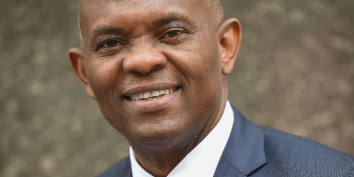 Mr.Tony O Elumelu