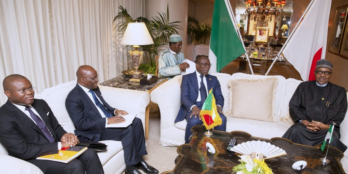 PRESIDENT BUHARI PRESIDENT OF SOUTH AFRICA 2. President Muhammadu Buhari received the President of Benin, H.E Patrice Talon and his delegation during a side meeting at the 7th Tokyo International Conference on Africa Development (TICAD in Yokohama Japan. PHOTO; SUNDAY AGHAEZE. AUG 28 2019