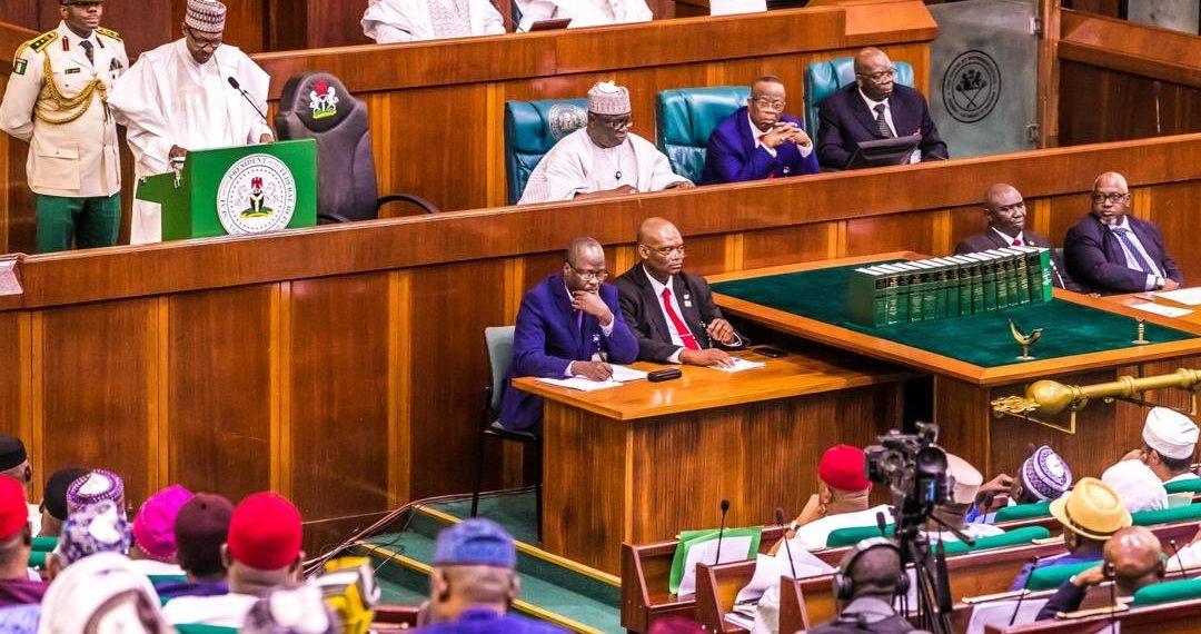 Buhari submits 2020 budget to NASS