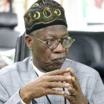 Lai Mohammed reacts to Twitter setting up the HQ in Ghana.