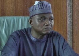 Mallam Garba Shehu, Snr Special Assistant to the President on Media and Publicity
