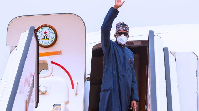 PRESIDENT-BUHARI-DEPARTS-FOR-UK-4-CHECK-UP-1B-