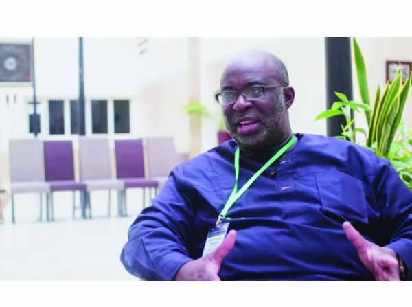 Administering Nigerian football amid allegations of maladministration, corruption is challenging -- NFF Vice-President, Barr. Seyi Akinwumi | Per Second News