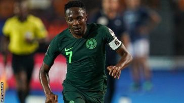 From Grace To Grass? Ahmed Musa, Eagles' Captain stages come back to Kano Pillars FC after failing to secure foreign contract