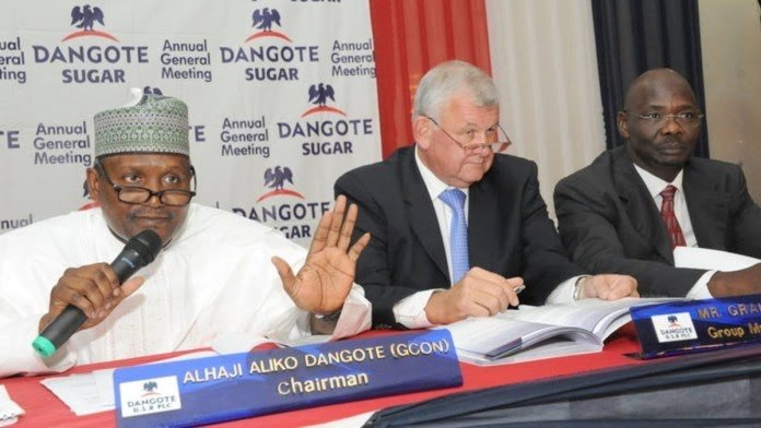 Dangote Sugar denies price fixing, says it's unethical