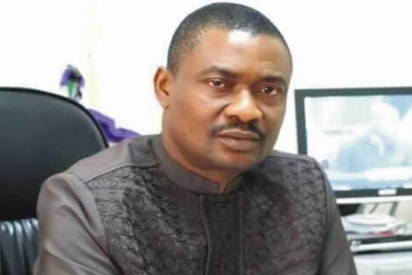 Nigeria Football Supporters Club NFSC Rev. Samuel Ikpea