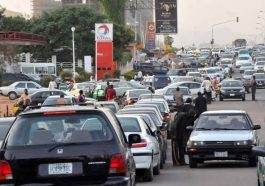 Queues at Abuja filling stations a local problem, will vanish soon, says NNPC GMD