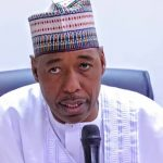 Insecurity: It is my responsibility to tell President Buhari the truth - Zulum