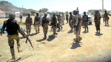 Chadian political crisis: FG beefs up security at borders