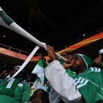 Nigerian in Diaspora donates six brand new trumpets to Nigeria Football Supporters Club