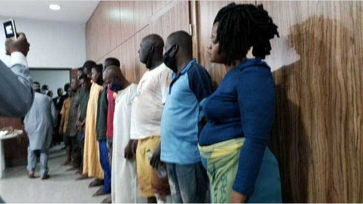 Just in: Igboho's 12 associates detained by DSS granted bails | Per Second News